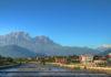 Столовая гора Осетия