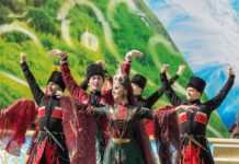 Фестиваль народов СКФО пройдет в Санкт-Петербурге