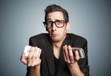 Смартфоны истощают мозг