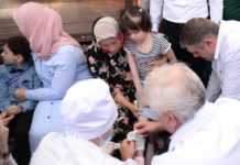 В Ингушетию вернули детей из Ирака