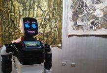 Первый робот-экскурсовод на Северном Кавказе