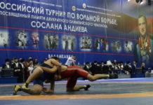Во Владикавказе осетинские борцы завоевали три медали на турнире памяти Сослана Андиева