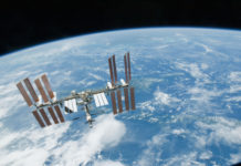 Ставрополь: Космонавт отметил юбилей на высоте 400 км над Землей