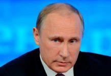 Путин поздравил Игоря Николаева с юбилеем