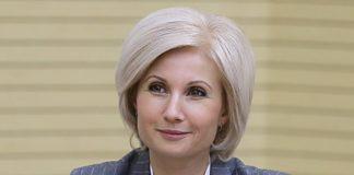Ольга Баталина займет пост заместителя министра труда и соцзащиты