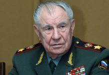 Ушел из жизни последний маршал Советского Союза