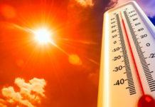 В каких регионах Кавказа гидрометцентр прогнозирует 40-градусную жару