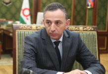 Экс-главу минспорта Ингушетии доставили на допрос в Северную Осетию